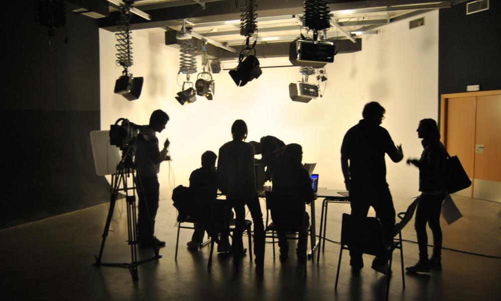 Web empresa producciones cinematográficas Saint Denis, Sevilla