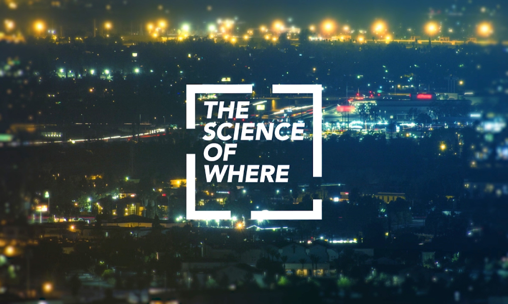 The Science of Where, esri España