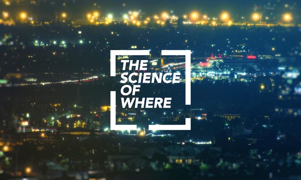 The Science of Where, esri España